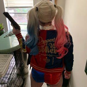 Harley Quinn sequin underwear size 2XL